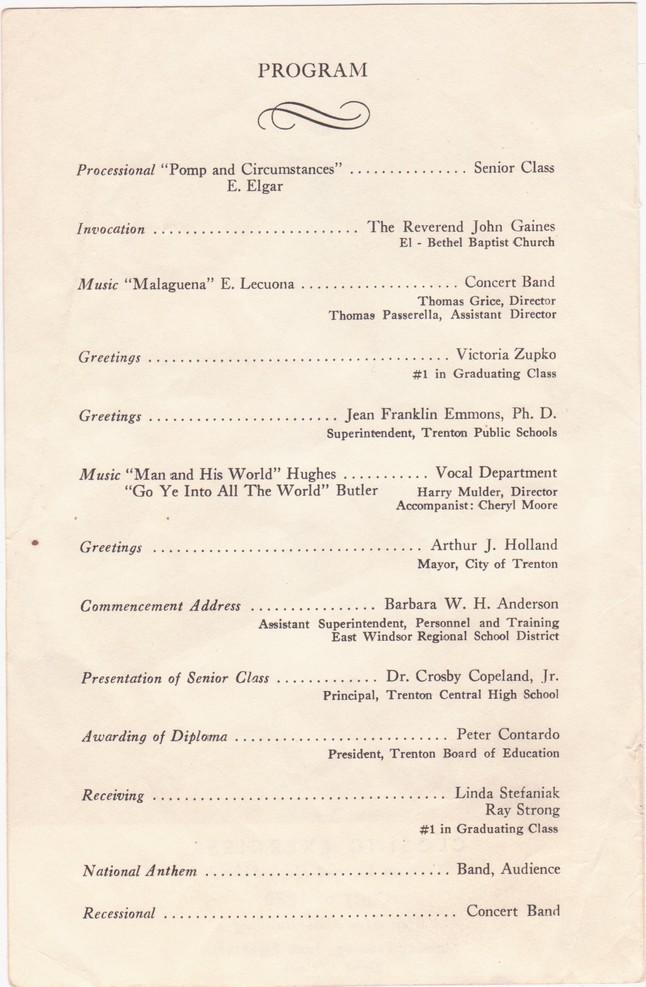 graduation awards programs